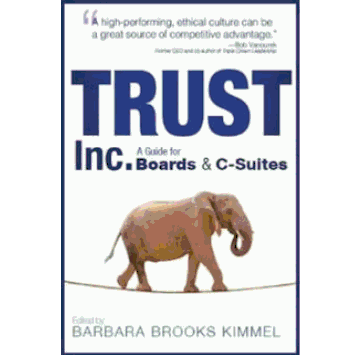 Trust Inc: A Guide for Boards & C-Suites